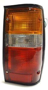 MITSUBISHI L200 TRITON 1986-1994 TAIL LIGHT REAR LAMP RIGHT BLACK