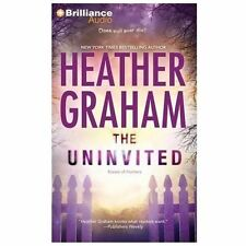 Krewe of Hunters: The Uninvited 8 by Heather Graham (2013, CD, Abridged)