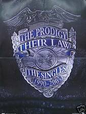 PRODIGY POSTER, THEIR LAW THE SINGLES  (Q1)