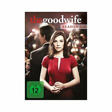 3 DVDs  * THE GOOD WIFE - STAFFEL / SEASON 1.2  # NEU OVP +