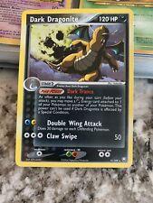 Pokemon Dark Dragonite 15/109 EX Team Rocket Returns - Holo Rare