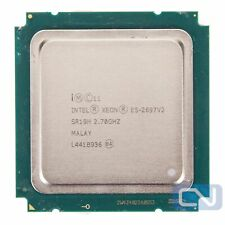 Intel Xeon E5-2697 v2 12 Core 2.7GHz 30M 8GT/s SR19H Clean Pull CPU Processor
