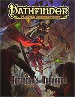 Pathfinder Player Companion: Antihero's Handbook, Staff, Paizo, Excellent Book