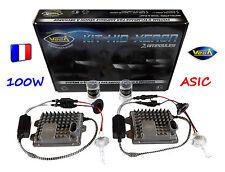 ✨ Kit HID Xénon VEGA® 100W ASIC 2 ampoules H3 6000K Marque Française ✨
