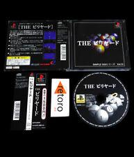 THE BILLIARD SIMPLE 1500 VOL 10 Billar SONY Playstation PSX Play Station PS1 JAP