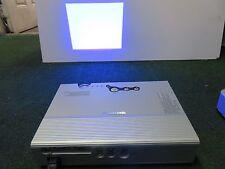 Panasonic PT-LB20VU LCD Projector 347 Hrs Runtime on Lamp