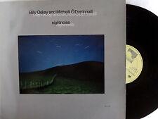 Billy Oskay and Micheal O'Domhnaill, Nightnoise, rare Vinyl-LP von 1984