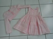 NWT CAMILLA Girl 6X Dress + Bolero- Jacket Outfit Pink Easter