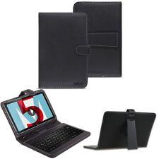 "Tastatur Tasche Huawei MediaPad M5 / Pro Keyboard USB Hülle QWERTZ 10.8"" Cover"