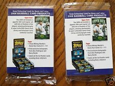 BUY 1 GET 1 FREE   2006 National Trading Card Day Packs GRIFFEY JETER MANTLE