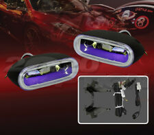 CUSTOM STYLE FOG LIGHT LAMPS KIT PAIR BLUE FOR 94-98 FORD MUSTANG NON GT