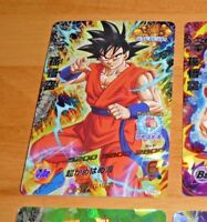 Carte Dragon Ball Z DBZ Dragon Ball Heroes Ultimate Booster Pack #HUM3-01 Promo