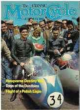 CM # 07 Jun/Jul 1982 Triumph Tiger BSA Blue Star W/NG Ariel Harley 10C