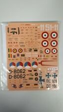 Decals - Revell - 1:48 - F-104 Starfighter - European Air Forces