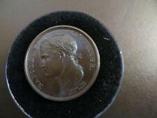 Napoleon Bonaparte The 1st Commemorative Medal.