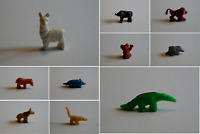Schleich 10051-10060 Minis Zoo Animals 3 Game Life Mini Rarities for Selection