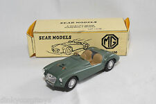 SEAR MODELS KIT MG A MGA M.G.A. UMG 400 GREEN NEAR MINT BOXED RARE SELTEN!!!