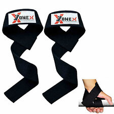 Wrist Straps dead lifting straps weight training straps hand wrist support wraps