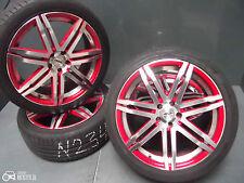 Mercedes C-CL-E-S-Klasse Audi A6 A4 VW ASA 8,5J x 20 Zoll Alufelgen LK5x112 ET42