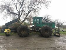 2004 Timberjack 460D Grapple Skidder