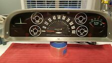 1960, 1961, 1962, 1963 Chevy Truck Instrument Gauge Cluster Panel