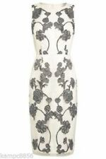 Floral Petite Dresses for Women with Embroidered
