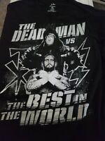 WWE Wrestlemania 29 The Undertaker vs. CM Punk 2013 - Men's - Black - 4X