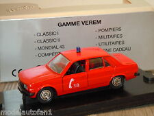 Peugeot 305 Pompiers van Verem 232 France in Box 1:43 *18567