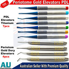 Dental Oral Surgery Tooth Extraction PDL Luxating Elevators Periotome Luxation
