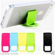 Mini Soporte Plegable plástico Movil Smartphone Jugar / Multimedia /Sobremesa