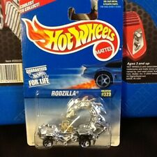 Hot Wheels Guaranteed for Life Series Rodzilla  Collector #323