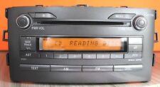 TOYOTA COROLLA VERSO AURIS cd radio reproductor estéreo de coche decodificados PANASONIC W13805