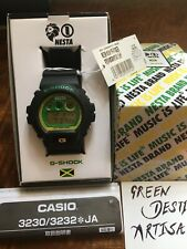 G-Shock x Nesta (Marley Family) Collab - DW6900 LTD Japan Only Release from 2011