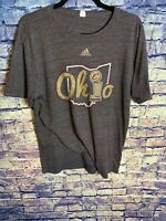 Adidas Cleveland Cavaliers Large Ohio NBA Champions Graphic T-Shirt Pre-Owned 🔥