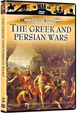 THE GREEK AN PERSIAN WARS: THE HISTORY OF WARFARE(DVD) R-ALL, NEW, FREE SHIPPING