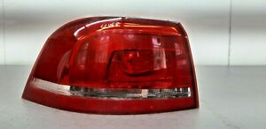 VW PASSAT B7 LEFT N/S 2011 TO 2014  NEAR SIDE OUTER TAILLIGHT LAMP 3AF945095C