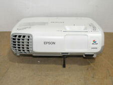 Tested Epson PowerLite 97 H576A 3LCD XGA Projector 2700 Lumens 4796 Lamp Hours