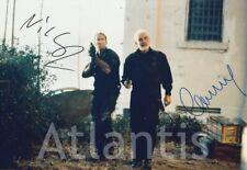 SEAN CONNERY, NICOLAS CAGE, The Rock -Rarität- Autogramm original signiert 20x30