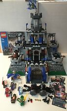 LEGO 8781 Castle The of Morcia--100% complete with instructions and game cards