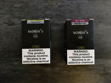 Uwell Valyrian 2 Coils - Quad Coil x 2 in box - Dual Mesh Coil x 2 in box - NEW