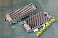 Kawasaki KX250F KX 250 F 2006 2007 2008 aluminum alloy radiator LEFT & RIGHT