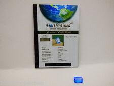 London blue Topas-Smaragdschliff -Facettiert-10 Karat -Zertifikat GTL -Brasilien