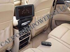2009 2010 BMW X-5 Rear Seat Entertainment Video DVD Remote Control X5
