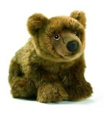 Brown bear 27 cm snuggle buddy plush animal Anima 71199
