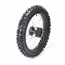 60/100-14'' Wheel Rim Black Tire Tyre Front  For Dirt Pit Pro Trail Dirt Bike