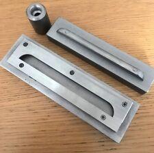 """Strumento LOUVRE 6"""" 150 mm STAMPA AUTO D'EPOCA resoration in metallo garage Welder Acciaio"""