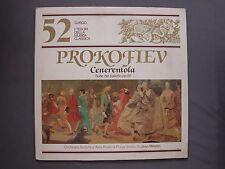 """LP 12"""" 33 rpm 1982 Nº 52 I TESORI DELLA MUSICA CLASSICA - PROKOFIEV - TCMC-52"""