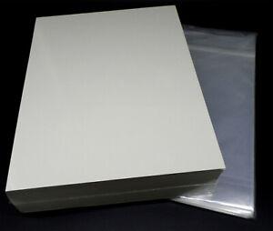 Docsmagic.de Comic Resealable Bags - Backing Boards - Divider - Current Silver