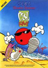 COOL SPOT locale Master System incorniciato stampa (foto classiche di gioco arcade poster)