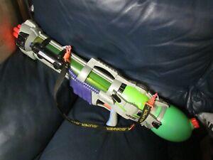 1999 Super Soaker Monster Larami Water Gun